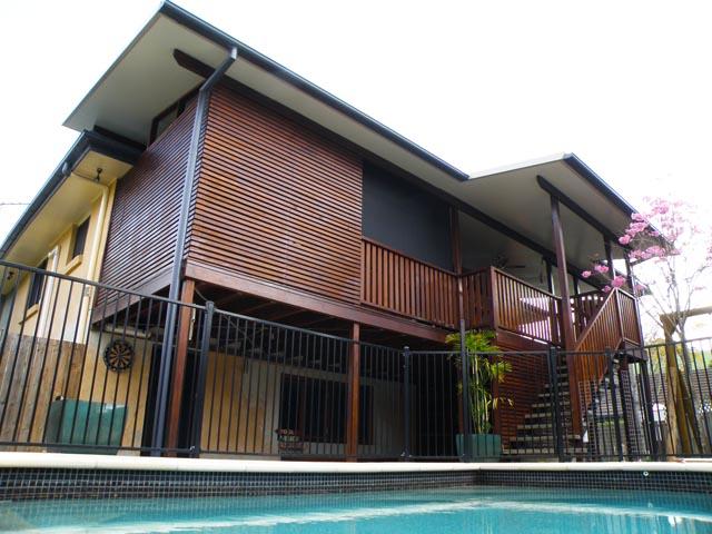 Chelmer Residence New Deck